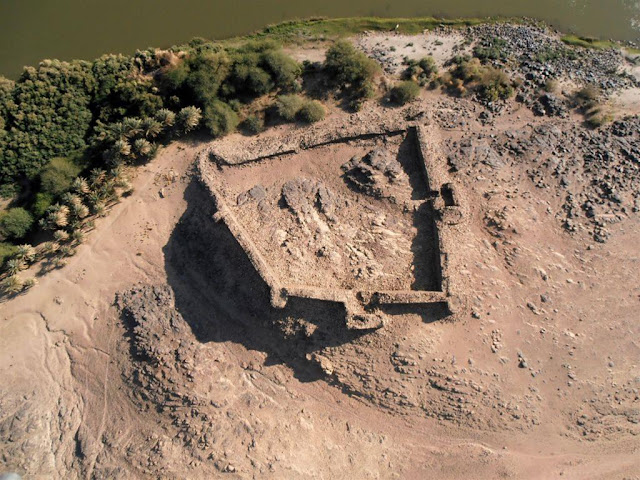 Riddle of early Christian defensive structures in the Middle Nile solved