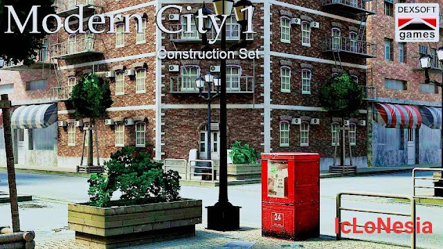 ICLONE PACK | Modern City