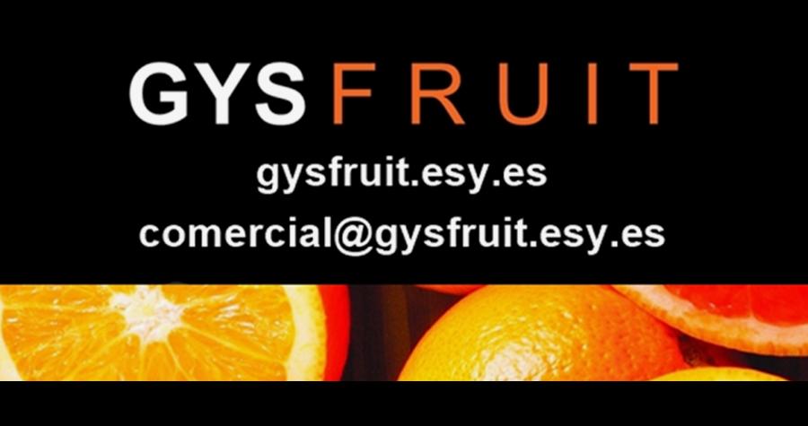 Nace GYS fruit….