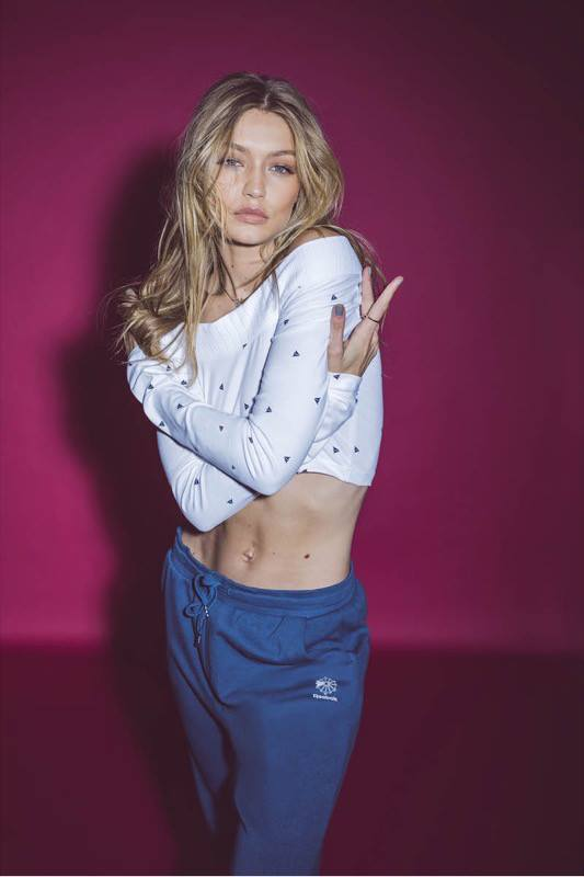Reebok 'Always Classic' Spring 2018 Campaign ft. Gigi Hadid