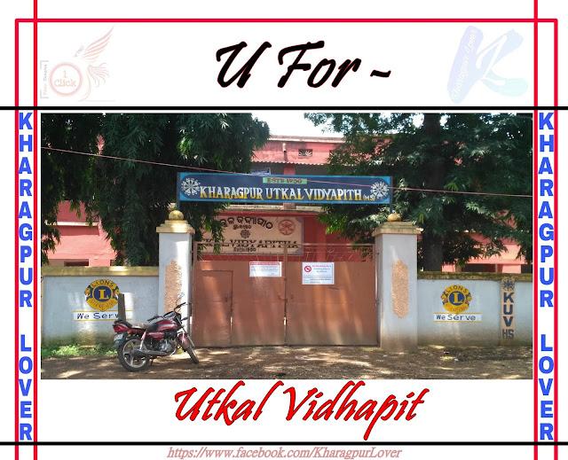 Utkal Vidhapit, Near Girimaidan Railway Station, Kharagpur