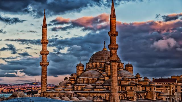 wallpaper hd masjid