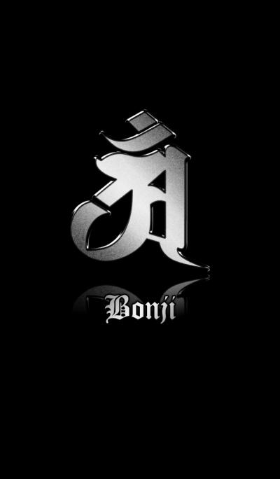 Zodiac Sanskrit [Ann] Silver.Black