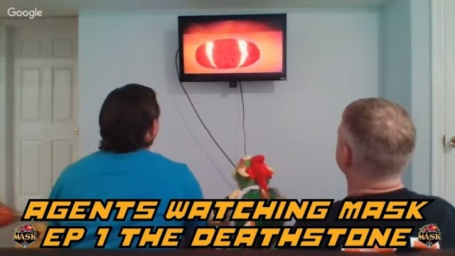 """Introducing """"Agents Watching M.A.S.K."""" Video Series!"""