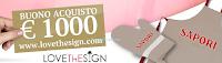 Logo Vinci gratis forniture Sapori 1832 + kit casa e un buono da 1.000 euro