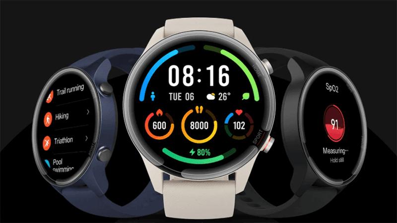 Xiaomi announces Mi Watch Revolve Active smartwatch with SpO2 sensor