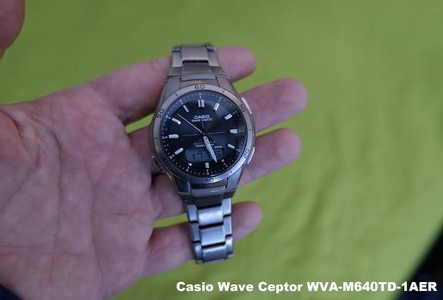 Casio Wave Ceptor WVA-M640TD-1AER after 7 years