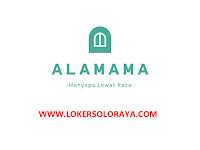 Loker Guest Relation Officer dan Senior Cook di Alamama Resto Solo