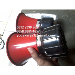 Jual Sirine Ambulan PW235 220v Tab Electrical Horn di Jakarta