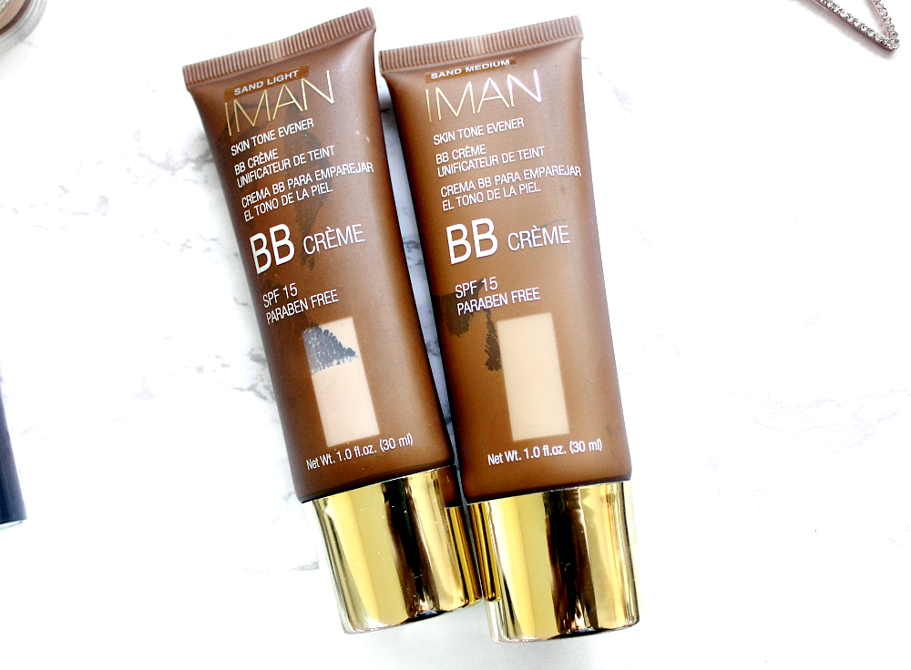 IMAN Skin Tone Evener BB Creme SPF 15 review