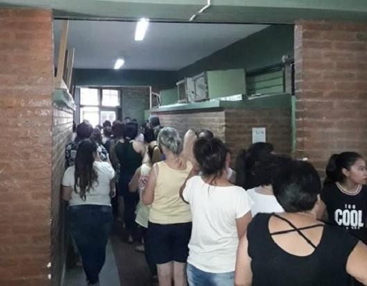 Chaco: Pedrini denunció que el voto electrónico es un desastre