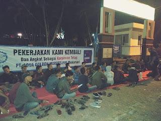 Aksi Unjuk Rasa ke PT. AGM Mekarsari Dibatalkan, Begini Alasan Ketua GSBI
