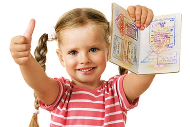 Trẻ em đi du lịch singapore có cần hộ chiếu không