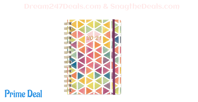 53% off  2020-2021 Academic Planner, Watercolor Triangle