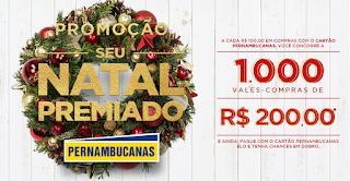 """Promoção: """"Seu Natal Premiado"""" blog topdapromocao.com.br"""