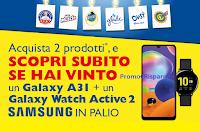 """""""Vinci un telefono + smartwatch con SC Johnson"""" con Glade, Oust, Duck, Pronto, Shout e Mr Muscle"""