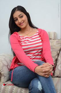 Telugu Actress Mouryani Latest Pos in Blue Denim Jeans  0141.JPG