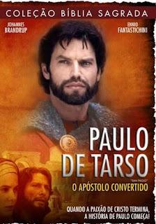 Filme Apóstolo Paulo de Tarso
