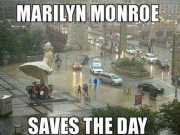 Funny Rainy Day Memes and Images