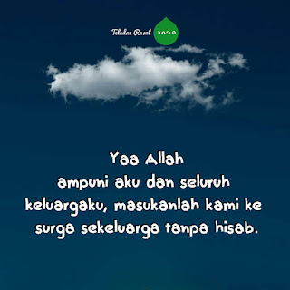 kata kata nasehat islam doa supaya masuk surga