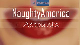 NaughtyAmerica Logins Passwords