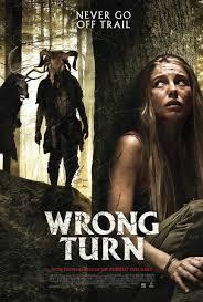 Wrong Turn 2021 In English-Hindi