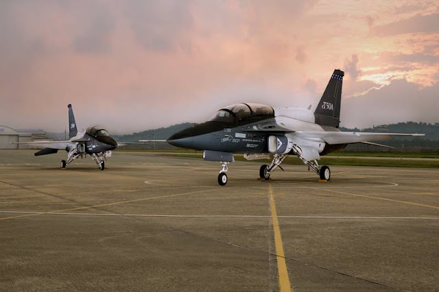 USAF rent KAI T50