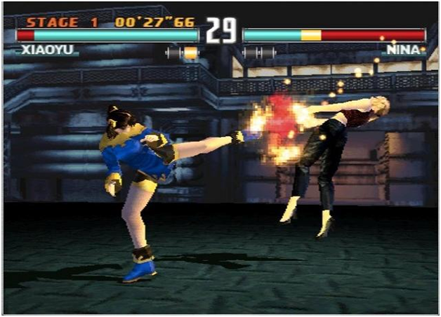 Finally Got Download Tekken 3 For Pc All Characters Fully Unlocked