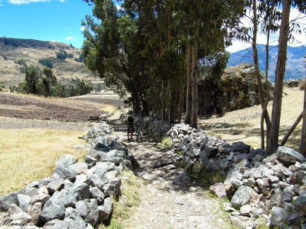 Da Punta Callan a Huaraz in mountain bike