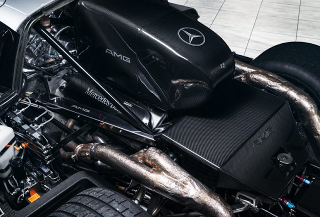 2018 Mercedes CLK GTR A True Supercar Unicorn Engine