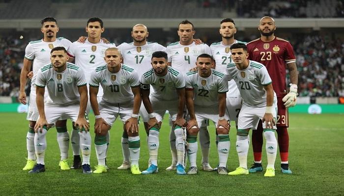 تعرف على موعد مباراة الجزائر امام بوركينا فاسو والقنوات الناقلة لها