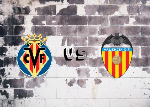 Villarreal vs Valencia  Resumen
