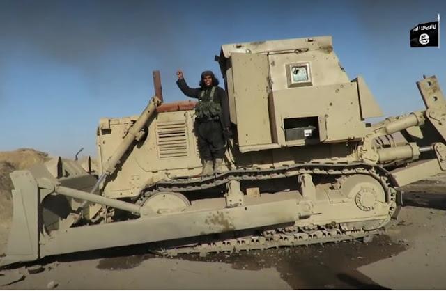 فيديوا: أقوى إصدار لتنظيم الدولة يوثق عملياته بمعركة الموصل