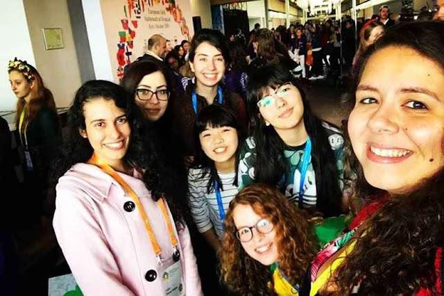 Estudantes participam do primeiro Torneio Meninas na Matemática