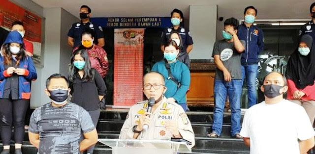 Peringatan Keras! Tertangkap saat Keluyuran Ditengah Corona Bisa Dipenjara 4 Bulan