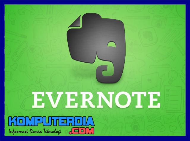 Evernote Hentikan Dukungan Untuk Windows Phone dan Blackberry
