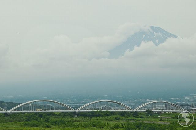 Bate e volta em Hakone para ver o Monte Fuji no Japão