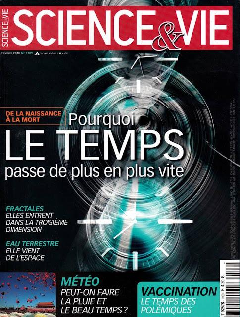Magazine - Science et Vie N°1109