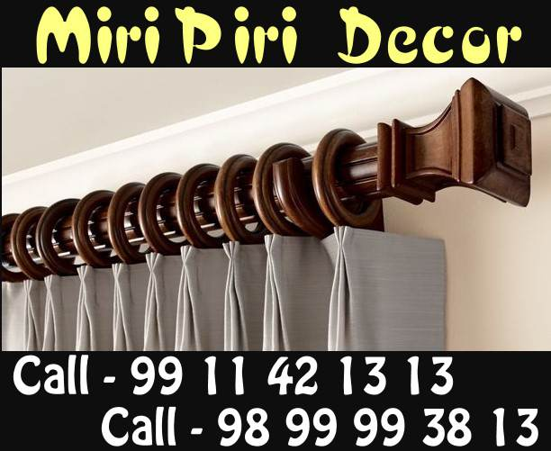 Decorative Finials for Curtain Rods - Manufacturers