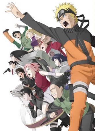 Naruto: Shippuuden Movie 3 - Hi no Ishi wo Tsugu Mono BD