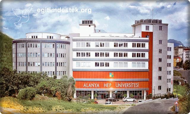 Alanya Hamdullah Emin Paşa Üniversitesi Nasıldır ?