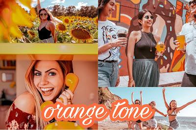 orange lightroom