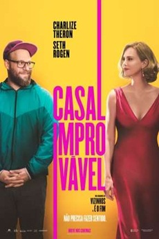 Capa Casal Improvável – Bluray 720p e 1080p Dual Áudio (2019) Torrent