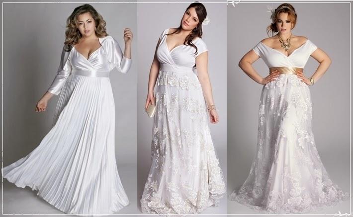 Plus Size Vintage Wedding Dress 2014