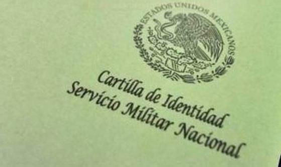 Iniciará la recepción de Cartillas de Identidad del Servicio Militar Nacional Clase 2002 y remisos.