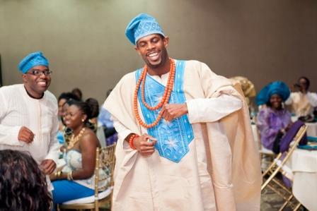 Wonderful Wedding Fashion in Nigerian