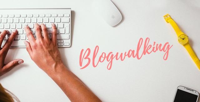 Tips Blogspot : Blogwalking