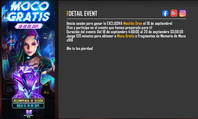 Moco Awakening Server Spanyol
