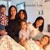 Fotos – Nace el hijo de Caroline Aquino y ella lo presenta con estas hermosas palabras