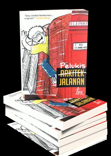 Reviu Buku: Pelukis Jalanan